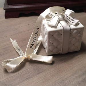 Pandora Christmas ornament